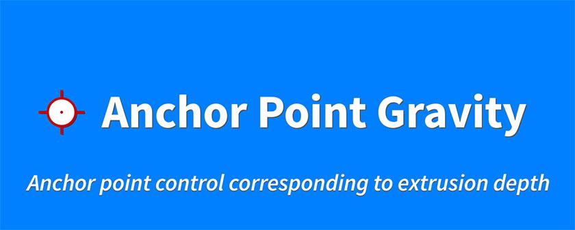 دانلود اسکریپت Anchor Point Gravity برای افتر افکت