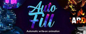 دانلود کرک و آموزش پلاگین AutoFill در افتر افکت