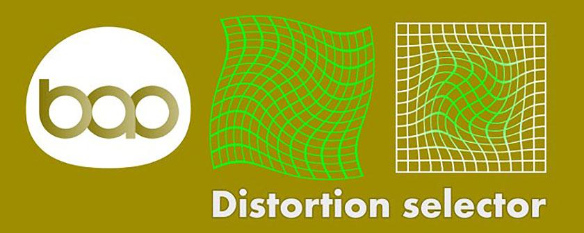 دانلود اسکریپت BAO Distortion Selector در افتر افکت