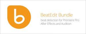 دانلود پلاگین BeatEdit برای پریمیر پرو