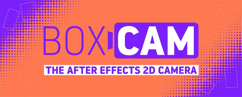 دانلود اسکریپت Boxcam انیمیت دوربین در افتر افکت