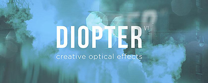 دانلود پلاگین Diopter برای افتر افکت