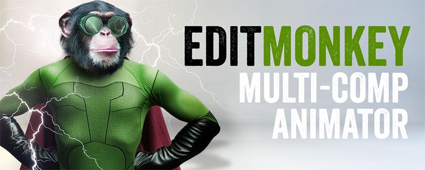 دانلود و آموزش اسکریپت EditMonkey در افتر افکت