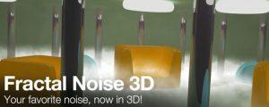 دانلود پلاگین Fractal Noise 3D همراه با کرک