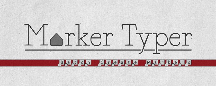 دانلود اسکریپت Marker Typer برای افتر افکت