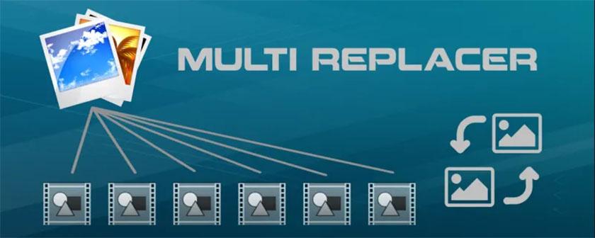 دانلود اسکریپت Multi Replacer در افتر افکت