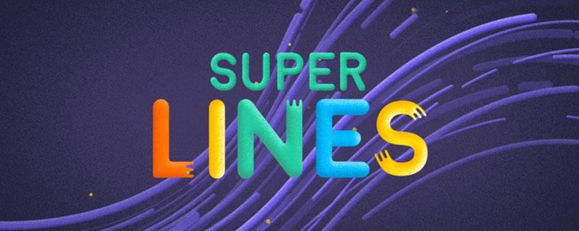 آموزش ساخت خط به دنبال لوگو Super Lines در افتر افکت