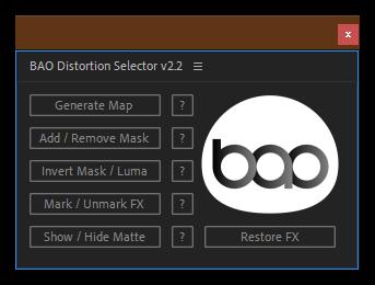تست کرک اسکریپت BAO Distortion Selector