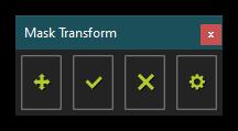 تست کرک اسکریپت Mask Transformer در افتر افکت
