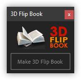 تست کرک اسکریپت 3D Flip Book در افتر افکت