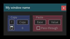 تست اسکریپت EaseCopy در افتر افکت