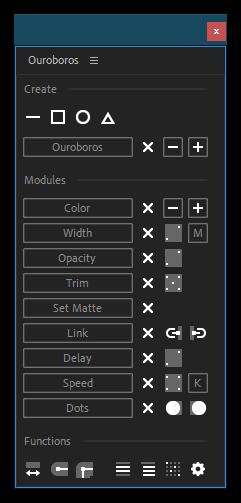 تست نصب و کرک اسکریپت Ouroboros در افتر افکت