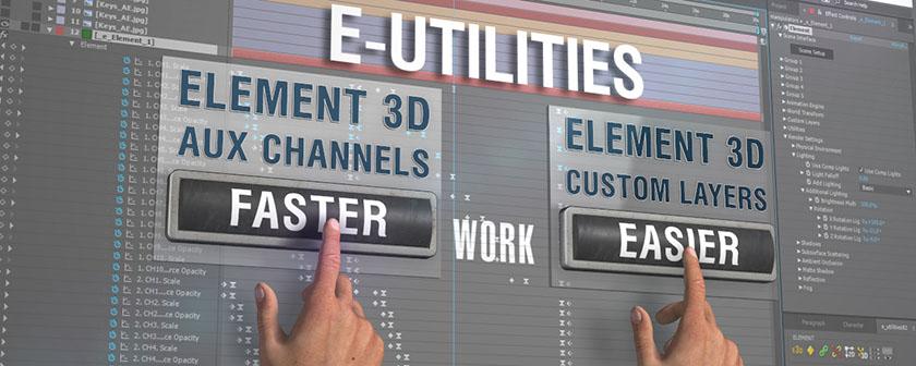 دانلود اسکریپت E-Utilities در افتر افکت