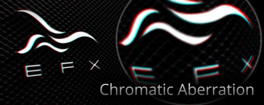 دانلود اسکریپت EFX Chromatic Aberration برای افتر افکت