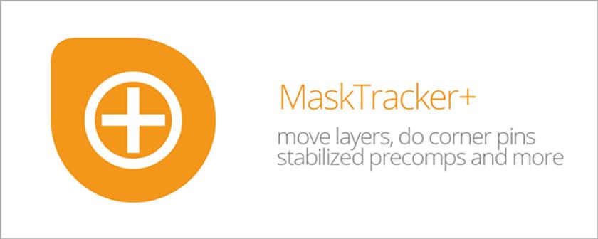 دانلود اسکریپت MaskTracker+ برای افتر افکت