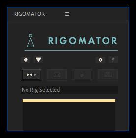 تست کرک اسکریپت RIGOMATOR در افتر افکت