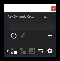 تست کرک Ray Dynamic Color در افتر افکت