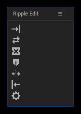 تست کرک اسکریپت Ripple Edit در افتر افکت