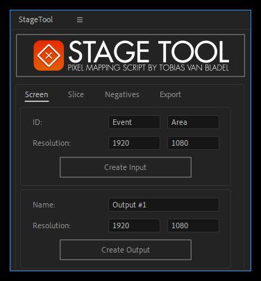 تست کرک StageTool در افتر افکت