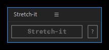تست کرک اسکریپت Stretch-it در افتر افکت