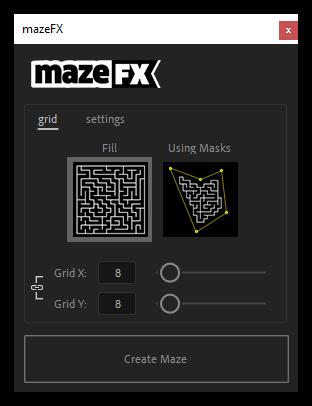 دانلود اسکریپت mazeFX با کرک