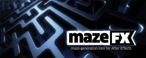 دانلود اسکریپت mazeFX در افتر افکت