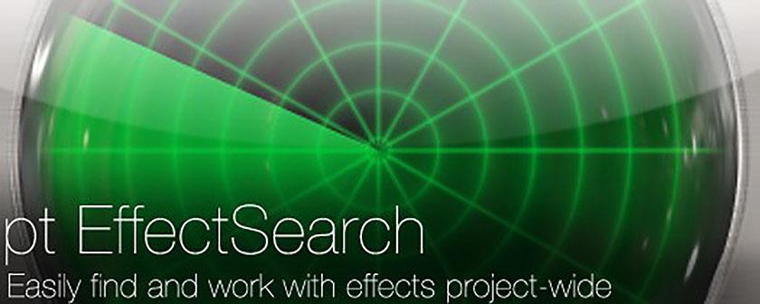 اسکریپت جسجوی افکت ها در افتر افکت pt_EffectSearch