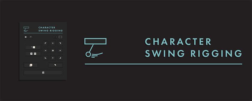 دانلود اسکریپت Character Swing Rigging برای افتر افکت