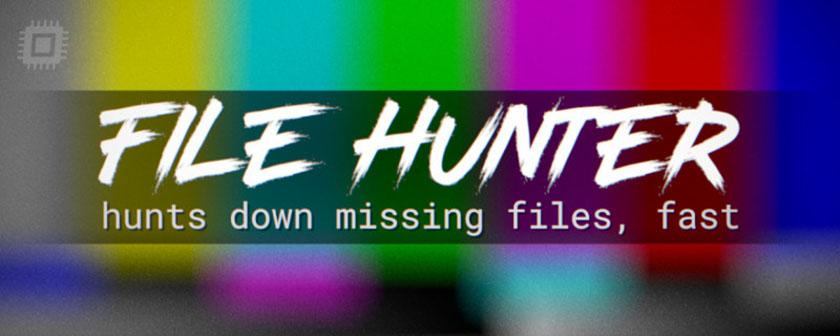 دانلود اسکریپت File Hunter برای افتر افکت