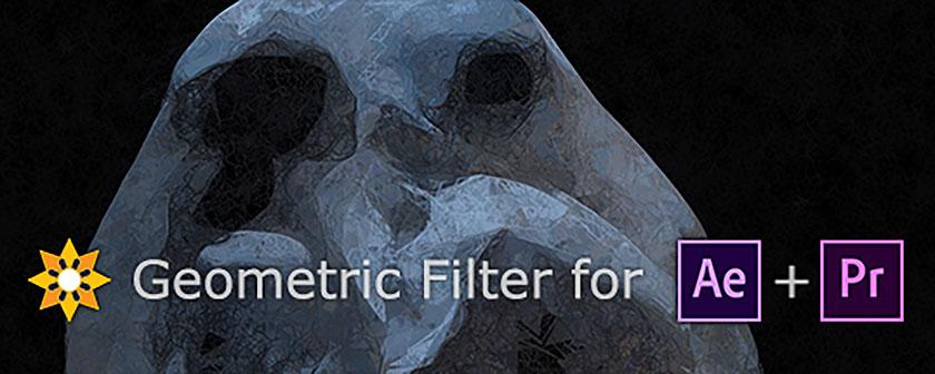 دانلود پلاگین Geometric Filter برای افتر افکت
