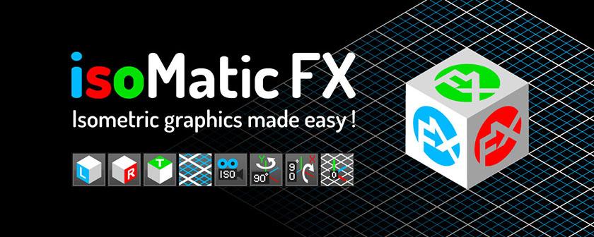 دانلود اسکریپت Isomatic FX برای افتر افکت