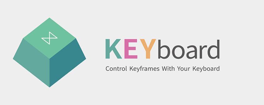 دانلود اسکریپت Keyboard برای افتر افکت