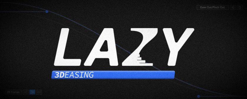 دانلود اسکریپت Lazy برای افتر افکت