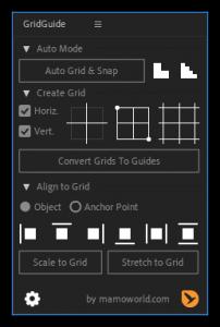 تست کرک اسکریپت GridGuide در افتر افکت
