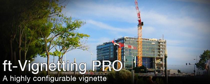 دانلود پلاگین ft-Vignetting Pro همراه با کرک در افتر افکت و پریمیر پرو
