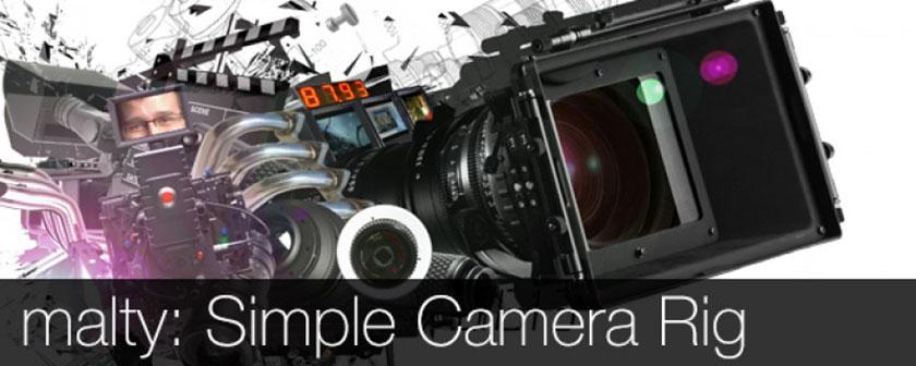 دانلود اسکریپت malty Simple Camera Rig برای افتر افکت
