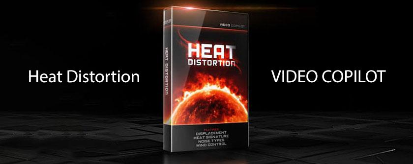 دانلود پلاگین Heat Distortion برای افتر افکت