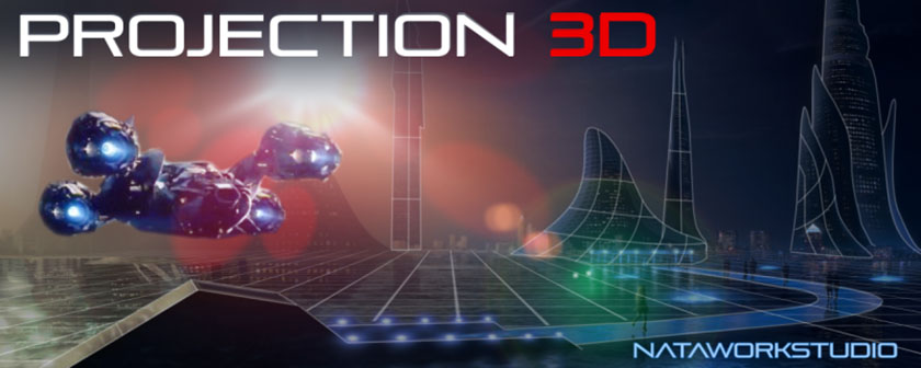دانلود اسکریپت Projection 3D در افتر افکت
