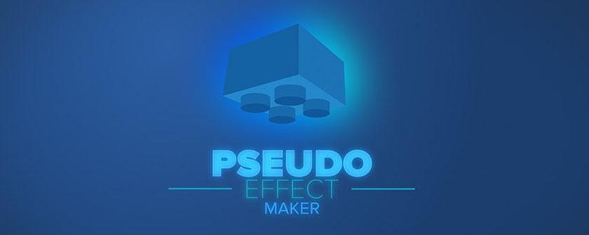دانلود اسکریپت Pseudo Effect Maker برای افتر افکت