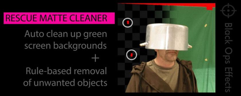 دانلود پلاگین Rescue Matte Cleaner برای افتر افکت