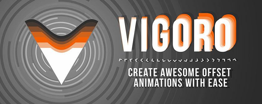 دانلود اسکریپت Vigoro برای افتر افکت