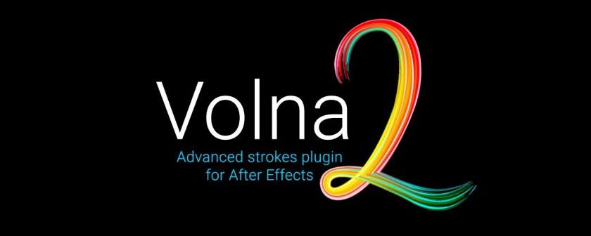 دانلود پلاگین Volna برای افتر افکت
