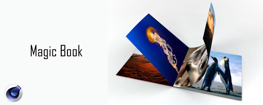 دانلود پلاگین MagicBook C4D برای نرم افزار Cinema 4d
