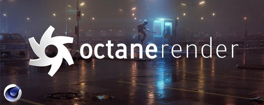 دانلود پلاگین Octane Render برای نرم فزار Cinema 4d