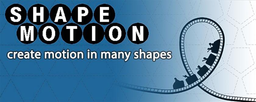 دانلود اسکریپت Shape Motion برای افتر افکت