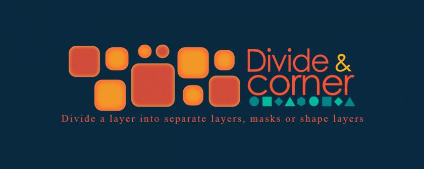 دانلود اسکریپت Divide and Corner برای افتر افکت