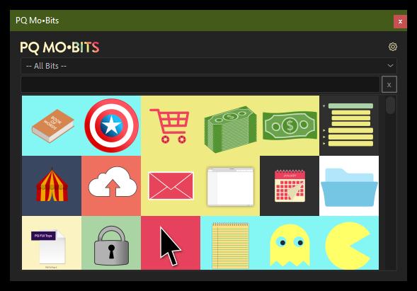 تست کرک اسکریپت PQ MO-Bits در افتر افکت