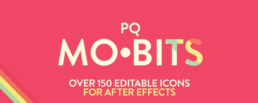 دانلود اسکریپت PQ MO-Bits برای نرم افزار افتر افکت