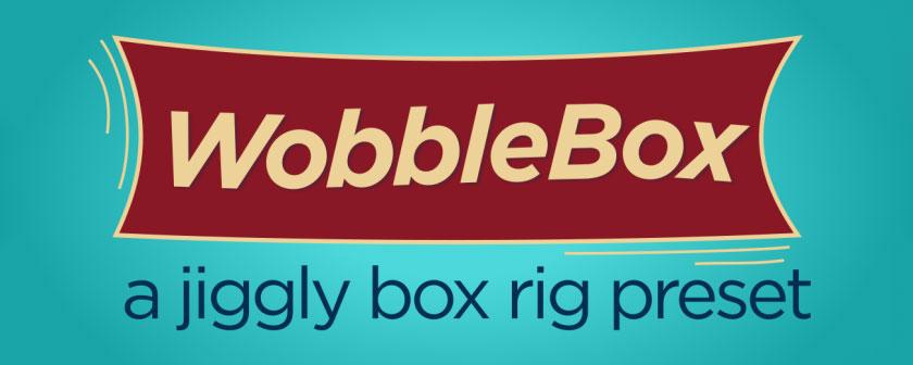 دانلود پریست WobbleBox برای نرم افزار After Effects