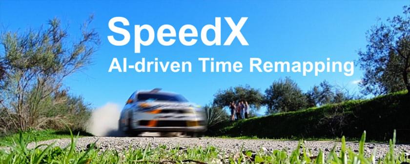 دانلود پلاگین SpeedX برای نرم افزار افتر افکت